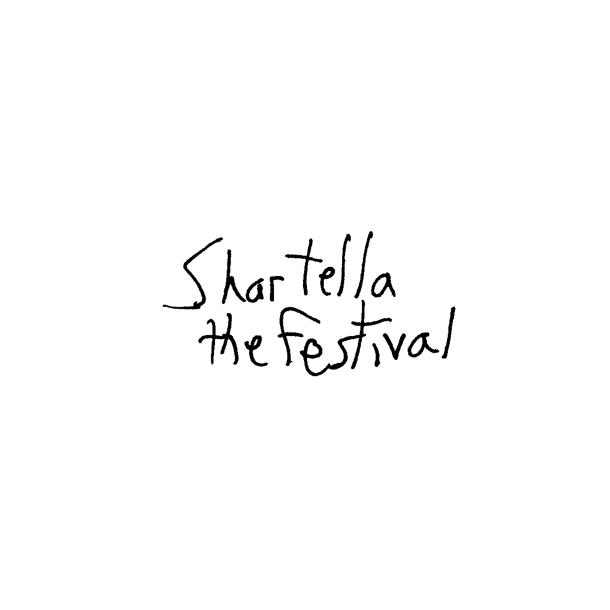 shartella cartoon doodle